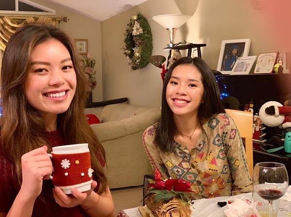 Chân dung con gái lớn xinh đẹp, học giỏi của Quang Minh - Hồng Đào - Ảnh 7.