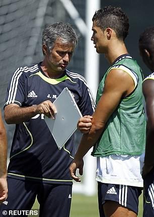 Tích cực lôi kéo Mourinho, Ronaldo muốn tạo dựng một đế chế mới - Ảnh 1.