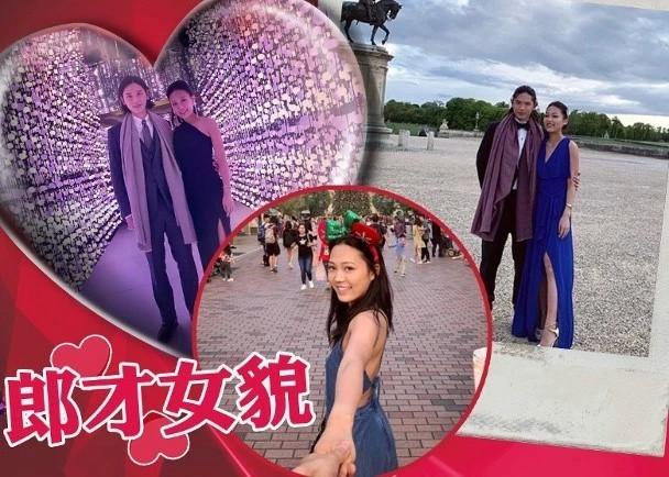 Chuyện tình mới giữa 2 thế lực siêu giàu Hong Kong: Con trai Á hậu Ngô Uyển Phương yêu cháu gái trùm bất động sản - Ảnh 1.