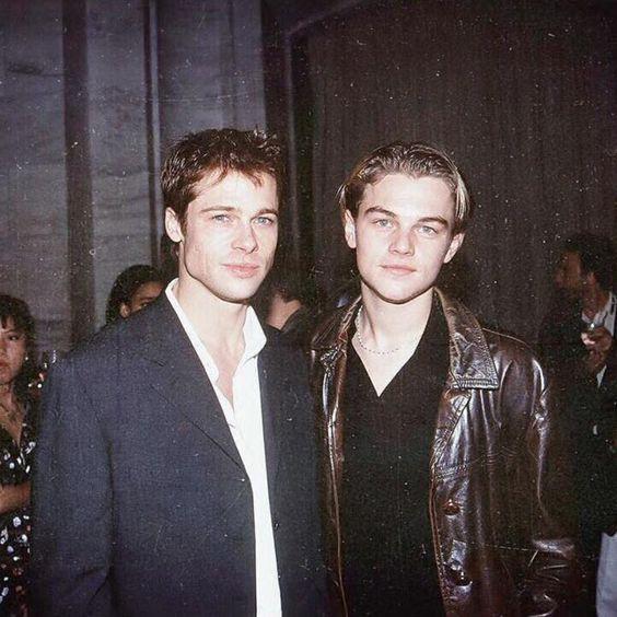 Brad Pitt và Leonardo hiện tại với 30 năm trước: Vẫn xứng danh cặp tài tử sát gái nhất Hollywood! - ảnh 1