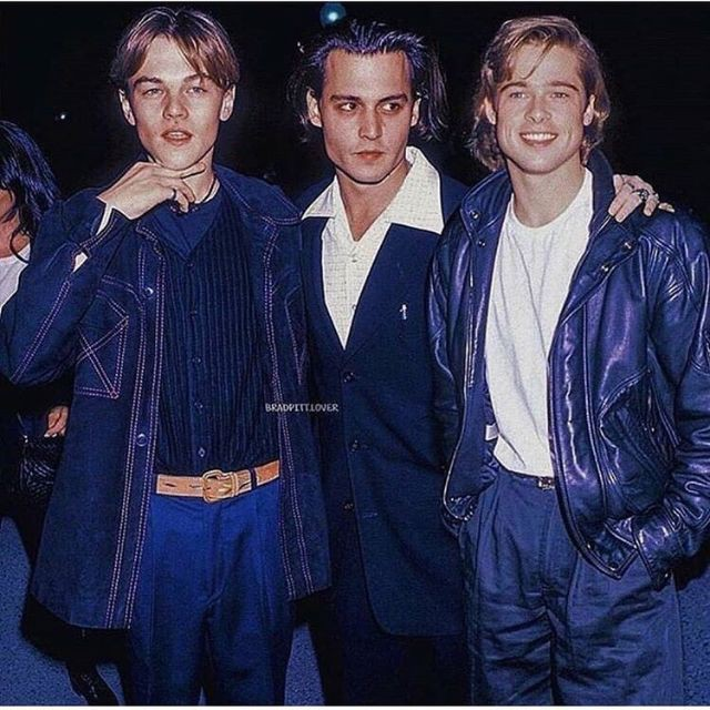 Brad Pitt và Leonardo hiện tại với 30 năm trước: Vẫn xứng danh cặp tài tử sát gái nhất Hollywood! - ảnh 2