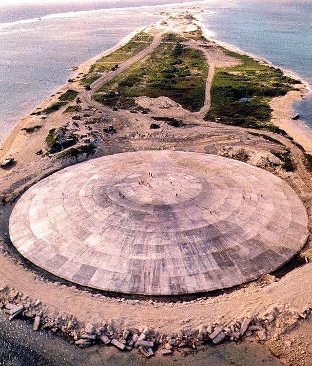Mỹ có vô can khi 'quan tài hạt nhân' ở Thái Bình Dương nứt vỡ? - ảnh 1