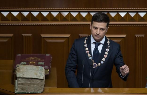Toàn văn phát biểu nhậm chức của tân TT Zelensky: Tôi sẽ cố gắng làm tất cả để người Ukraine không phải khóc! - Ảnh 1.