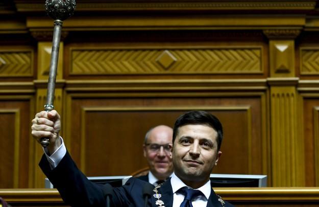 Toàn văn phát biểu nhậm chức của tân TT Zelensky: Tôi sẽ cố gắng làm tất cả để người Ukraine không phải khóc! - Ảnh 3.