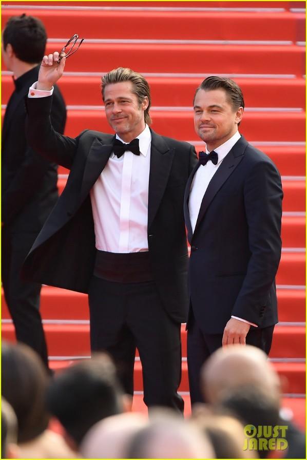 Brad Pitt và Leonardo hiện tại với 30 năm trước: Vẫn xứng danh cặp tài tử sát gái nhất Hollywood! - ảnh 4