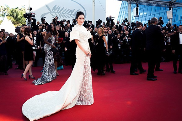 Vì sao Lý Nhã Kỳ không dự LHP Cannes như Ngọc Trinh năm nay? - ảnh 6