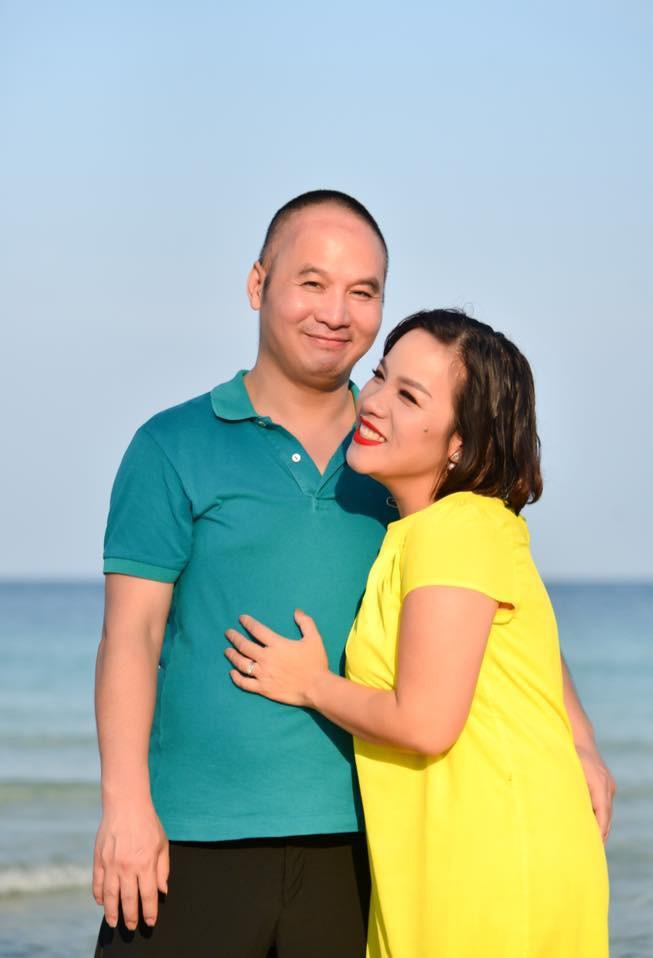 Em gái diva Mỹ Linh và hành trình hơn 5 năm cùng chồng chống chọi ung thư não - Ảnh 4.