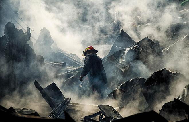 Cái chết của những chiến binh lửa ngày 11/9 đen tối ở Mỹ: Ám ảnh tột cùng người còn sống - ảnh 4
