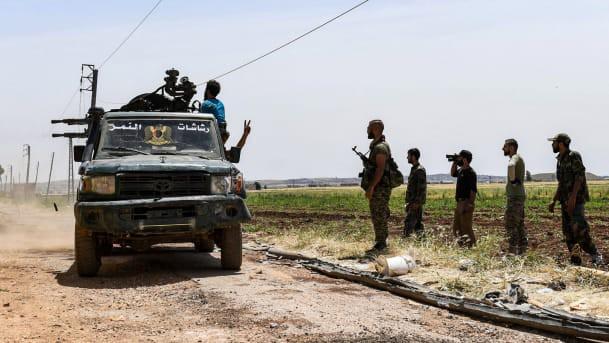 CẬP NHẬT: QĐ Syria dồn tổng lực đánh lớn, chiếm địa bàn chiến lược - Sắp ca khúc khải hoàn - Ảnh 16.