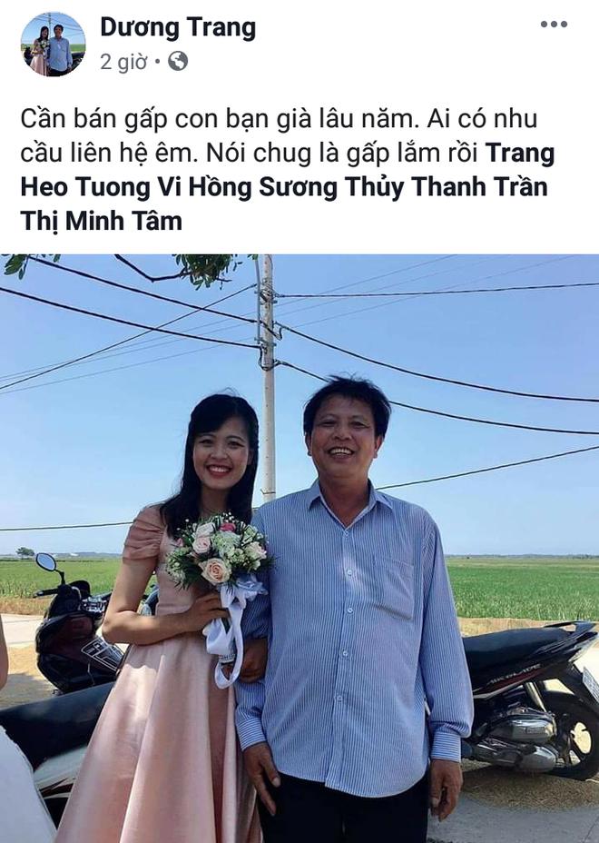 Gần 30 tuổi mà vẫn ế, gái xinh bị cả dòng họ đăng ảnh rao bán trên Facebook - Ảnh 6.