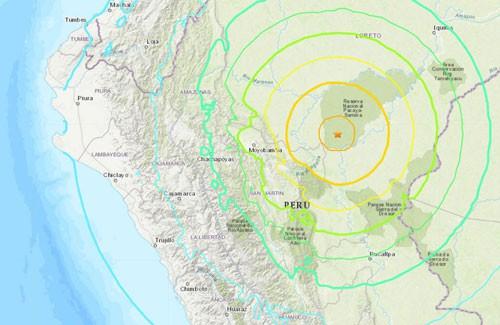 Ghi nhận thương vong trong trận động đất mạnh nhất thế giới năm 2019 - Ảnh 2.