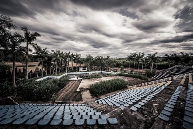 """Công viên nước bị bỏ hoang ở Huế bỗng dưng """"hot"""" trở lại sau 15 năm: Bí ẩn """"ma mị"""" mãi vẫn chưa có lời giải đáp - Ảnh 7."""