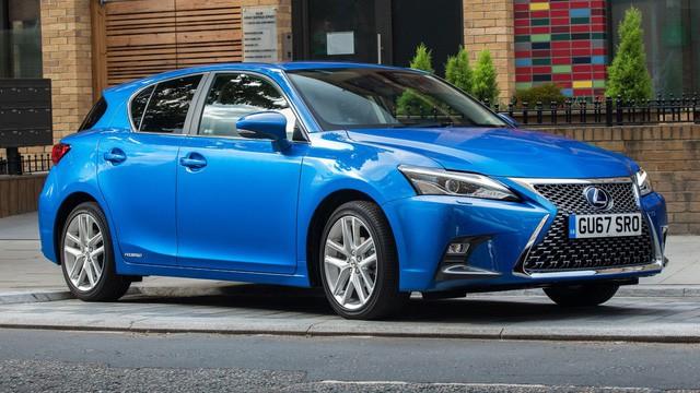 Lexus sẽ có xe giá rẻ mới, dùng khung gầm như Toyota Camry - Ảnh 1.