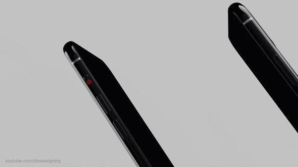 iPhone XI lộ diện đầy mê hoặc với màn hình đục lỗ, 4 camera sau - Ảnh 5.