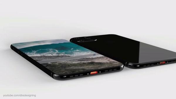 iPhone XI lộ diện đầy mê hoặc với màn hình đục lỗ, 4 camera sau - Ảnh 8.