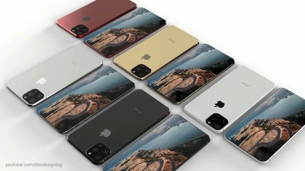 iPhone XI lộ diện đầy mê hoặc với màn hình đục lỗ, 4 camera sau - Ảnh 10.