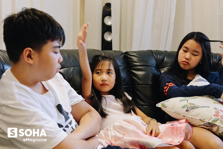 Bí kíp dạy con của Chánh Văn: 'Đừng trở thành một ông bố tâm lý. Hãy cố gắng trở thành ông bố ngoài cuộc' - Ảnh 9.