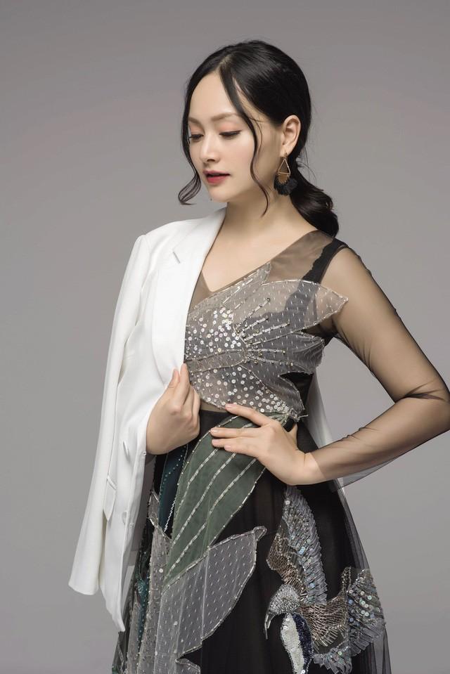 Diễn viên Lan Phương: Đâu phải cứ lấy chồng Tây thì đều là đại gia, giàu có - Ảnh 1.