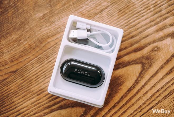 Dân mạng kháo nhau mua tai nghe không dây Funcl W1: Đỉnh cao True Wireless giá chưa tới 600 nghìn? - Ảnh 7.