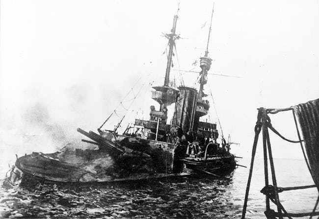 Ảnh hiếm lột tả chân thực những trận chiến khốc liệt trong Thế chiến I - ảnh 4