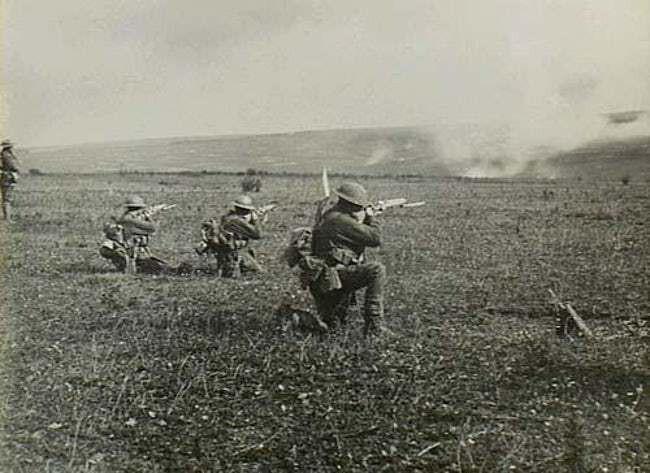 Ảnh hiếm lột tả chân thực những trận chiến khốc liệt trong Thế chiến I - ảnh 8