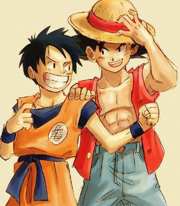 One Piece: Liệu sự thức tỉnh trái ác quỷ của Luffy có giống với Bản năng vô cực của Goku trong Dragon Ball? - Ảnh 3.