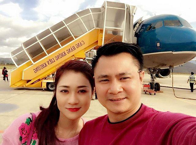 Hành trình 4 năm hôn nhân hạnh phúc của NSND Tự Long và người vợ tài sắc - Ảnh 6.