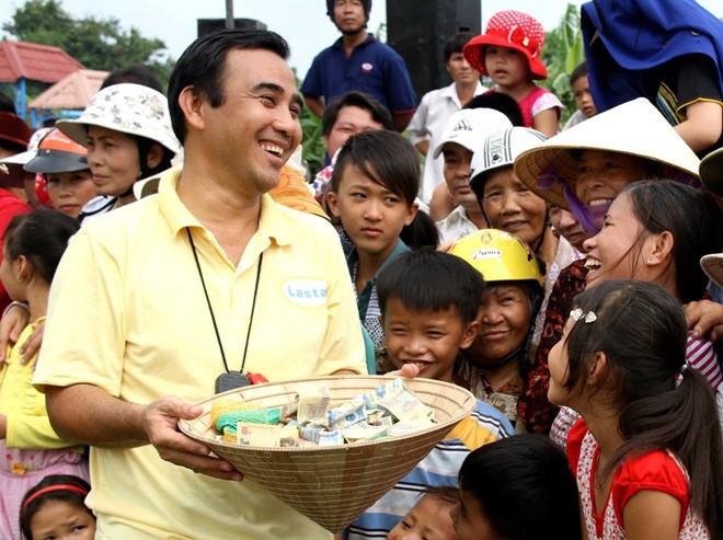 MC Quyền Linh, Đám cưới Quyền Linh, Sao Việt