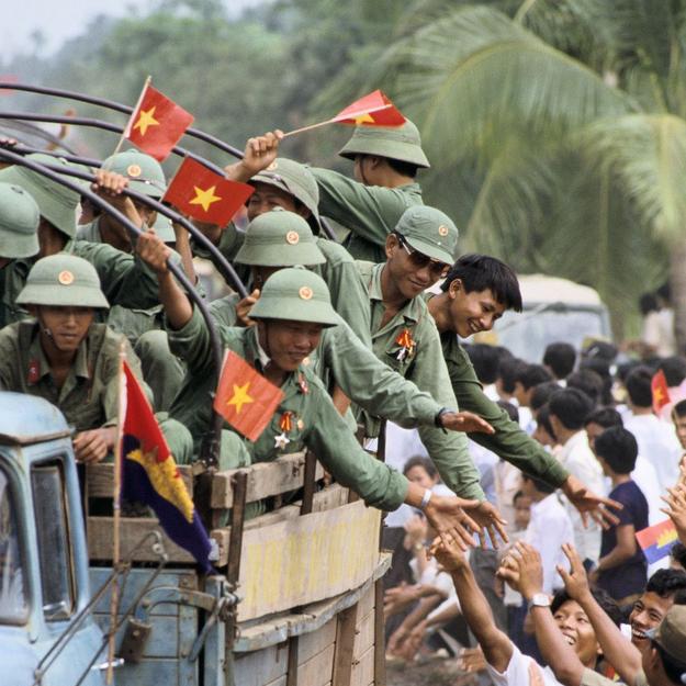 Không có Việt Nam, tôi đã chết: Người Campuchia kể khoảnh khắc gặp quân tình nguyện Việt Nam năm 1979 - Ảnh 4.