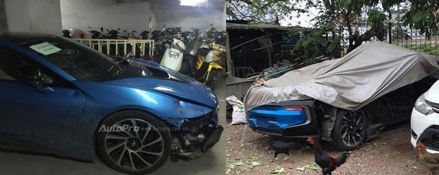 Xót xa nhiều siêu xe và xe siêu sang bị 'bỏ rơi' tại Việt Nam - Ảnh 12.