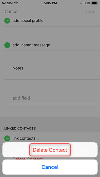 Cách xóa một hoặc nhiều số điện thoại cùng lúc trên iPhone - Ảnh 3.