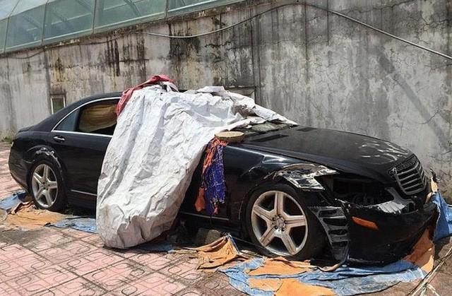 Xót xa nhiều siêu xe và xe siêu sang bị 'bỏ rơi' tại Việt Nam - Ảnh 6.