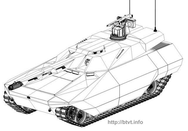 Đừng chờ xe tăng Mỹ: Đức mới là nước có câu trả lời cho xe tăng Nga T-14 Armata - Ảnh 1.