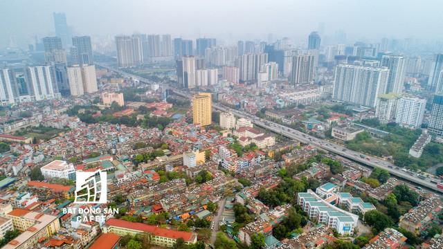 Nhìn từ trên cao, cả một rừng chung cư mọc lên ở khu trung tâm phía Tây Hà Nội - Ảnh 21.