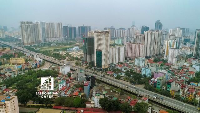 Nhìn từ trên cao, cả một rừng chung cư mọc lên ở khu trung tâm phía Tây Hà Nội - Ảnh 25.