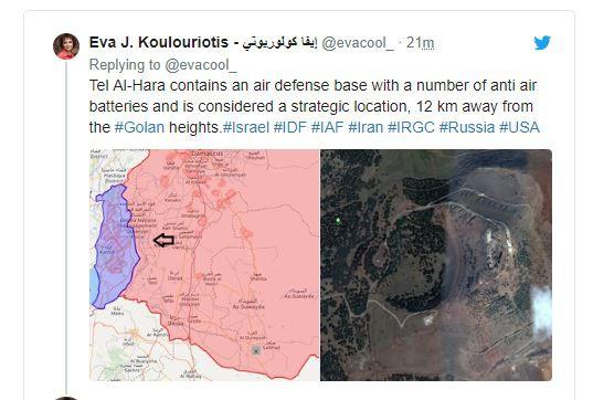 [CẬP NHẬT 12/6] Phòng không Syria đẩy lùi cuộc tấn công tên lửa của Israel - ảnh 1