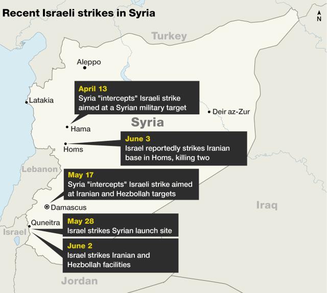 CẬP NHẬT: QĐ Syria bắn rơi máy bay phiến quân - Nga đi nước cờ cao tay, gây náo loạn Washington - Ảnh 8.
