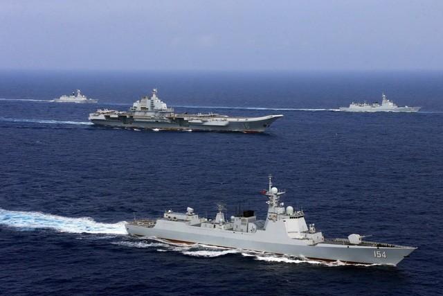 Trung Quốc tập trận hùng hậu Thái Bình Dương: Tín hiệu gì tới loạt siêu cường? - Ảnh 1.