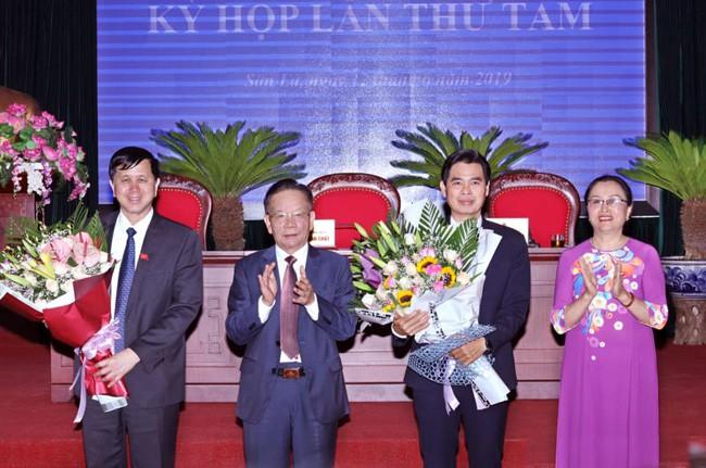 Ông Hoàng Quốc Khánh được bầu làm Chủ tịch UBND tỉnh Sơn La - Ảnh 1.