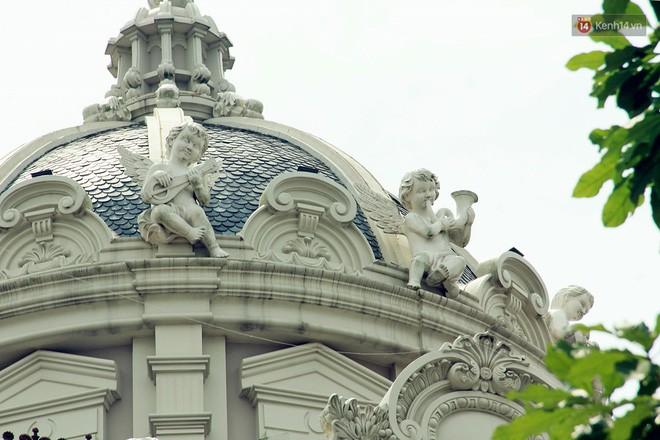 Về làng tỷ phú Nam Định chiêm ngưỡng những tòa lâu đài nguy nga tráng lệ theo phong cách Châu Âu - Ảnh 12.