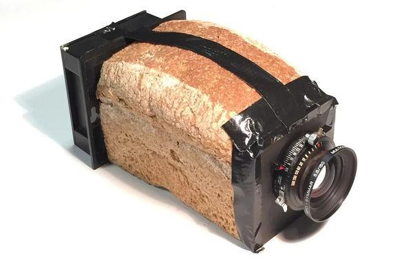Những bức ảnh tuyệt vời được chụp bằng camera làm từ chất liệu bánh mì - Ảnh 8.