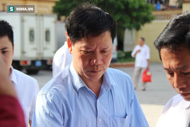 Phúc thẩm vụ án chạy thận Hoà Bình: Hoàng Công Lương xin HĐXX cho cơ hội tiếp tục làm nghề - ảnh 2