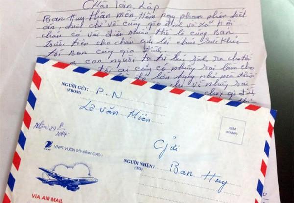 Sau 8 năm, bố sát thủ Lê Văn Luyện trải lòng về chuỗi ngày tăm tối và những dòng thư xúc động gửi cán bộ trại giam - Ảnh 5.