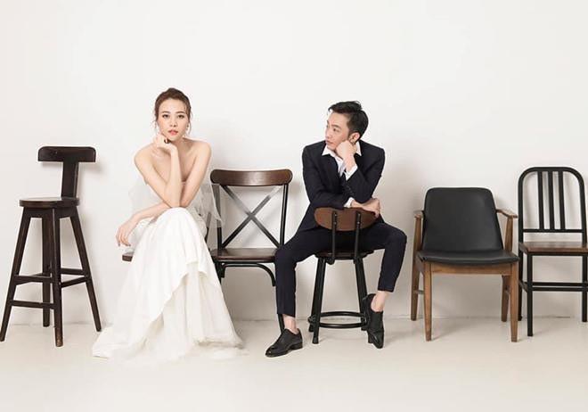 Phản ứng của Đàm Thu Trang khi bị đồn có bầu với Cường Đô la trước ngày cưới - Ảnh 6.