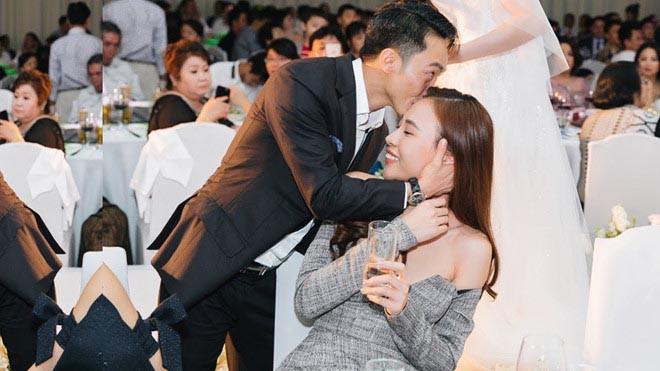 Phản ứng của Đàm Thu Trang khi bị đồn có bầu với Cường Đô la trước ngày cưới - Ảnh 5.