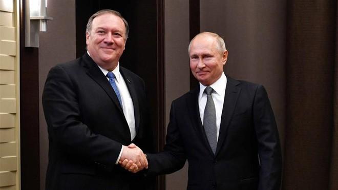 Mỹ-Iran nổi sóng ngầm: Nga sẽ sát cánh cùng Mỹ hay trả lại ơn xưa với Iran? - ảnh 1