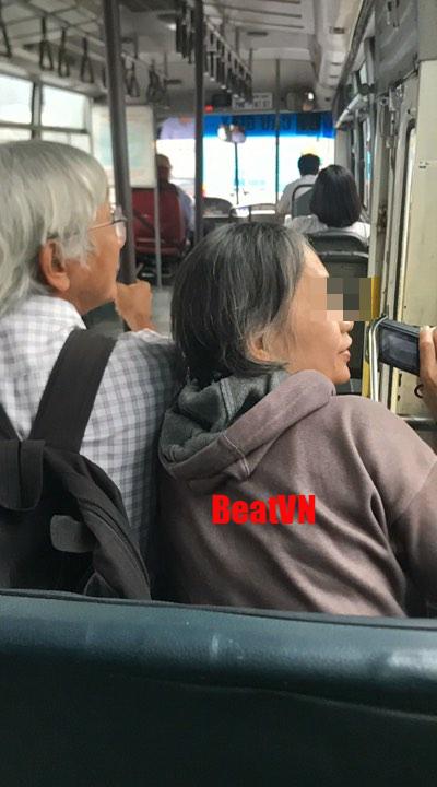 Nghe cụ ông 'nịnh' cụ bà trên xe buýt, chàng trai ngồi sau thích thú lên mạng khoe ngay lập tức - Ảnh 2.