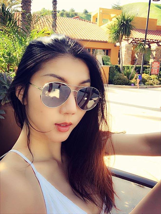 Cựu người mẫu Ngọc Quyên sau khi bị chồng cũ tố bán mỹ phẩm kém chất lượng giờ ra sao? - Ảnh 1.