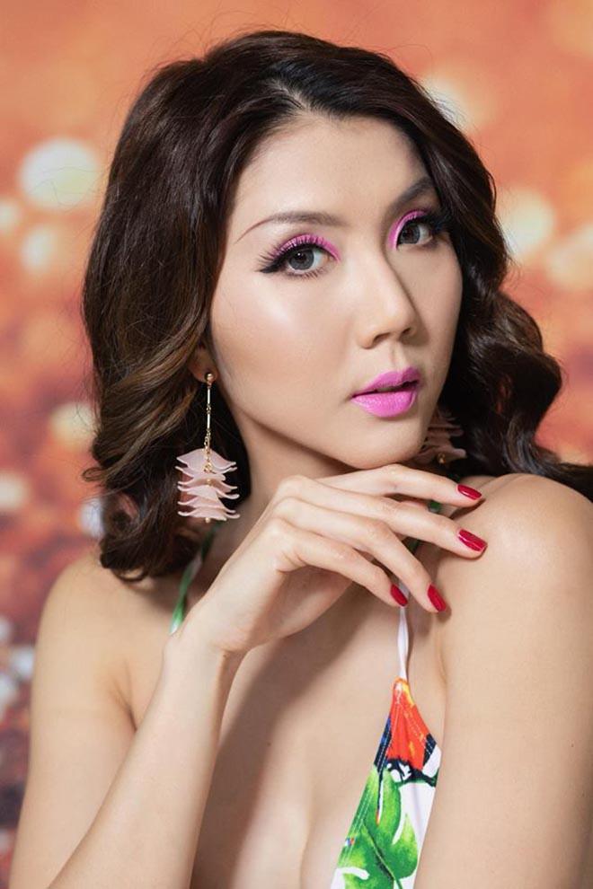 Cựu người mẫu Ngọc Quyên sau khi bị chồng cũ tố bán mỹ phẩm kém chất lượng giờ ra sao? - Ảnh 3.