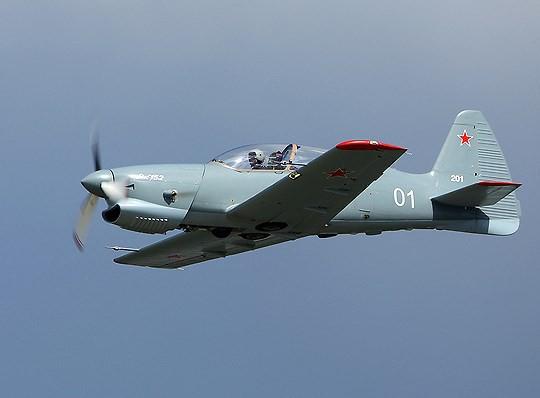 [ẢNH] Yak-152, sự thay thế hoàn hảo cho lão tướng Yak-52 - ảnh 1